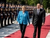 Merkel offers Germany's mediation in Karabakh process