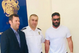Dan Bilzerian receives Armenian passport