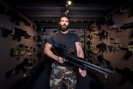 Dan Bilzerian registers with Armenia's Armed Forces