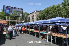Նախարար. Շուկաները բարձրացրել են գյուղմթերքի գինը՝ «ուղենշային» ընդունելով սուպերմարկետներինը