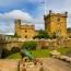Hidden medieval door to Scottish castle caves discovered