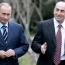 Putin congratulates former Armenian President's birthday