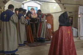 Sole Armenian village in Turkey holds Grape Blessing ceremony