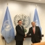 Armenia has new Permanent Representative in UN