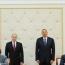 Путин и Алиев обсудили в Сочи карабахский конфликт
