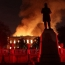 Brazil's National Museum engulfed by huge fire