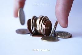 В июле внешний долг Армении увеличился на 0,1%