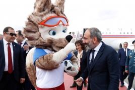 Как футбол помог Пашиняну
