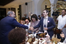 Atom Egoyan, Arsinée Khanjian receive Armenian passports, again