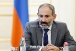 Пашинян прибыл в Москву