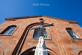 Կիևում նշել են Ուկրաինայի հնագույն հայկական եկեղեցիներից մեկի տոնը