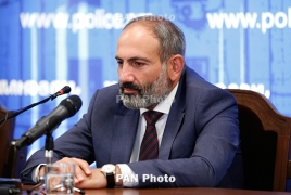 $60 million abuse revealed in South Caucasus Railway: Armenia PM