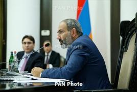 «Армян и евреев объединяет сходство судеб»: Пашинян поздравил еврейский народ с Новым годом