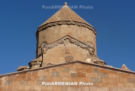 Historic Armenian church in Turkey opens its doors after 3 years