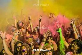 Yerevan Color Run slated for September 30 this year