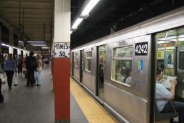 Նյու Յորքում 17 տարի անց բացվել է սեպտեմբերի 11-ի ահաբեկչությունից քանդված մետրոյի կայարանը