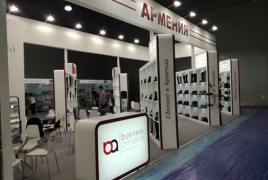 Armenian producers head to MosShoes expo again