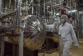 Иран усиливает ядерную программу