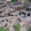 Dozens of ancient rock tombs discovered in China