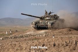 В рамках армянских учений «Шант-2018» принято решение об объявлении войны Азербайджану