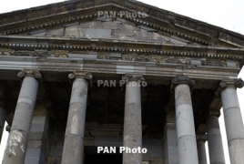 Pagan temple of Garni is a symbol of pre-Christian Armenia: Czech radio