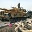 Армия Сирии начала наступление на боевиков в Идлибе и Хаме