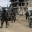 Syrian military hits militant positions near U.S. base in al-Tanf