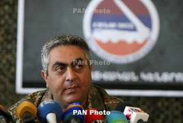 Azerbaijan shoots up one more village in Armenia