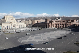 """Selfie hour"" among Armenia independence day events"