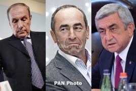ՀՀ երեք  նախագահները հրավիրվելու են Անկախության տոնին