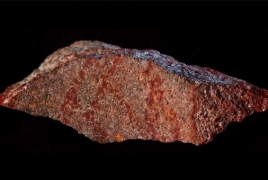 World's oldest drawing found in South Africa