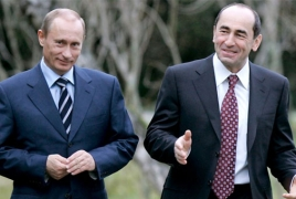 Armenia ex-President describes relationship with Putin as 'chemistry'