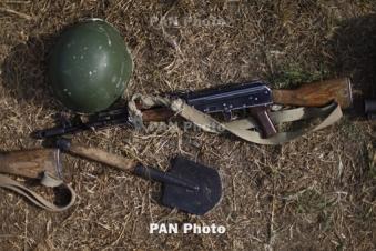 Armenian soldier killed in Azerbaijan's shooting