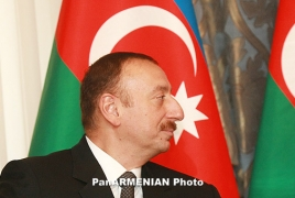 Aliyev slams yet-to-be-revealed positive int'l reaction to Yerevan vote
