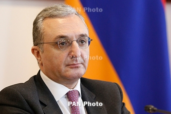 Armenia Foreign Minister departs for New York