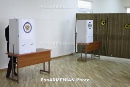 Выборы в Совет старейшин Еревана: Явка избирателей на 14:00 составила около 24%