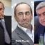 ՀՀ 4 նախագահը չեն քվեարկել ընտրություններին