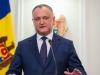 Игорь Додон временно отстранен от должности президента Молдавии
