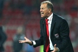 Former Albania coach could head Armenia national football team