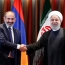 Iran, Armenia leaders discuss mutual interests at UN headquarters