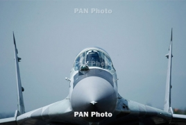 CIS countries start air defense drills involving 100 bombers, fighters