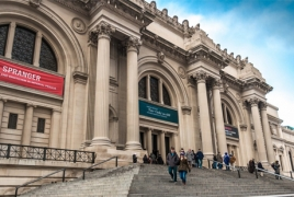 The Art Newspaper: New York's Met Museum brings Armenia to the fore