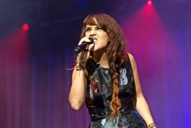 ZAZ to arrive in Armenia for Francophonie gala concert