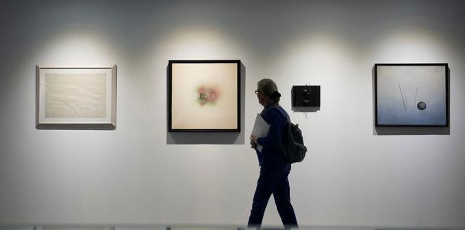 «Международная выставка современного искусства» в Ереване: Можно увидеть работы более 70 художников