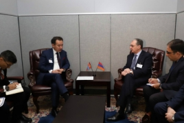 Armenia, Mongolia abolish visas for holders of diplomatic passports