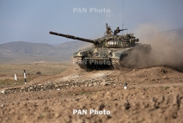 Armenia increasing defense spending by 25%
