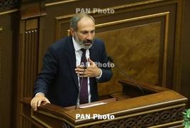 Пашинян: Алиев оставил впечатление образованного человека