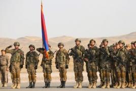 Armenia special services involved in CSTO's Search-2018 drills