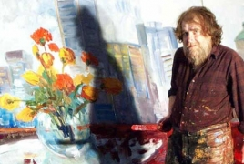 Quebec police recover paintings by renowned Canadian-Armenian artist