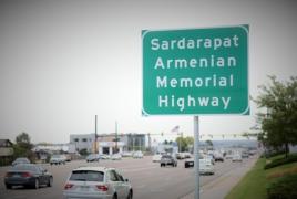 Colorado unveils Sardarapat Armenian Memorial Highway signs